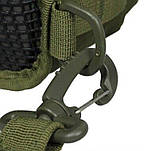Тактична сумка через плече EDC Olive, фото 6