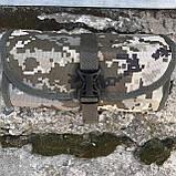 Военный несессер (косметичка) Пиксель ЗСУ, фото 3