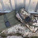 Военный несессер (косметичка) Пиксель ЗСУ, фото 4