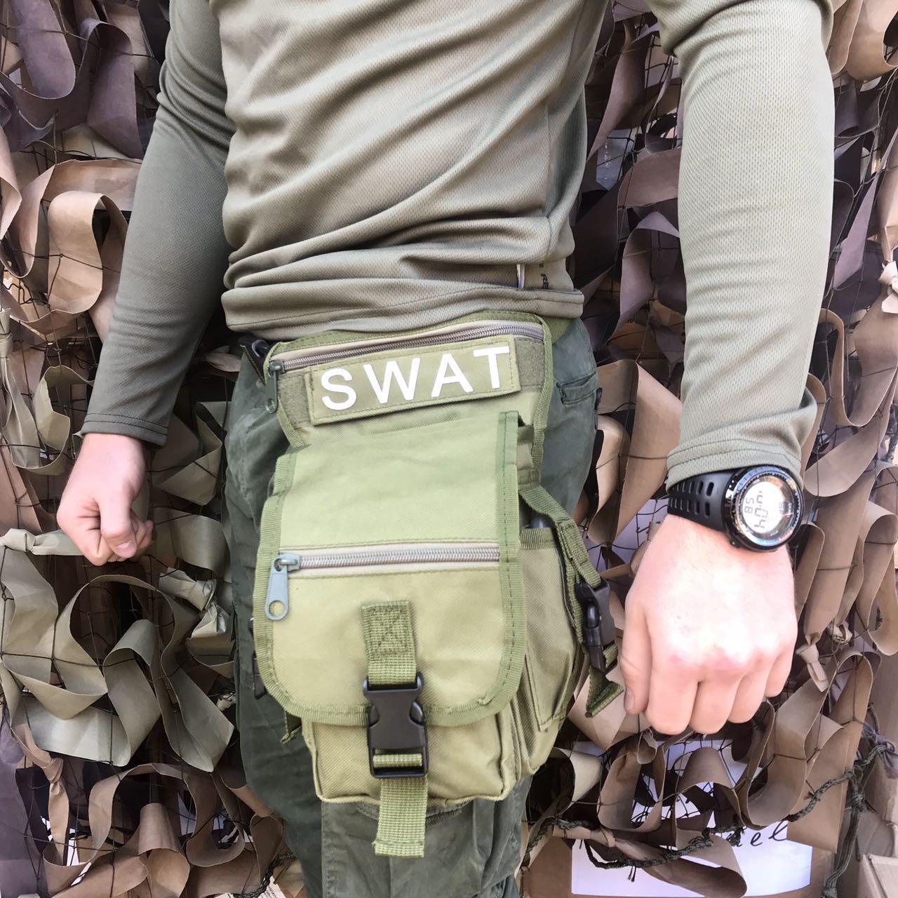 Сумка набедренная SWAT OLIVE