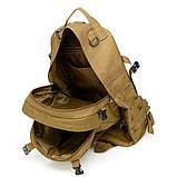 Рюкзак Molle System 55 L. Coyote, фото 3