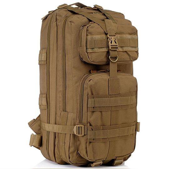 Рюкзак тактичний Molle System 35 L. Coyote
