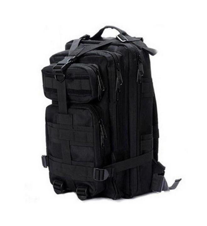 Рюкзак тактичний Molle System 35 L. Black