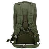 Рюкзак тактичний Molle System 45 L. Olive, фото 2