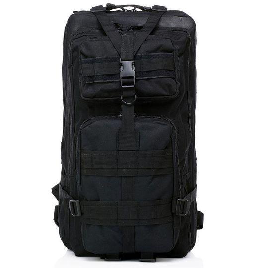 Рюкзак тактичний Molle System 45 L. Black