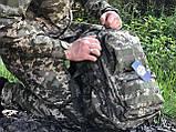 РЮКЗАК ТАКТИЧЕСКИЙ ARMY UA Пиксель ЗСУ 35л., фото 3