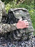 РЮКЗАК ТАКТИЧНИЙ ARMY UA Піксель ЗСУ 30л., фото 2