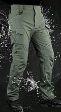 Тактичні штани Soft Shell ESDY OLIVE Pro-2