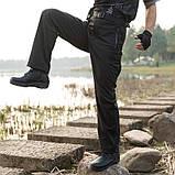 Тактичні штани Soft Shel ESDY Pro-1 BLACK, фото 3
