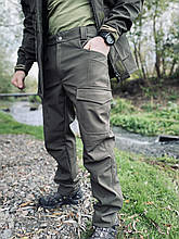 ШТАНИ SOFT SHELL MILITARY OLIVE