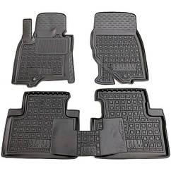 Поліуретанові (автогум) килимки в салон Infiniti / Інфініті - FX/QX70 2008-