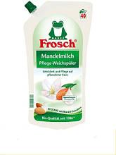 Ополаскиватель Фрош Миндаль для белья  Frosch Weichspüler Mandelmilch 1000 мл.