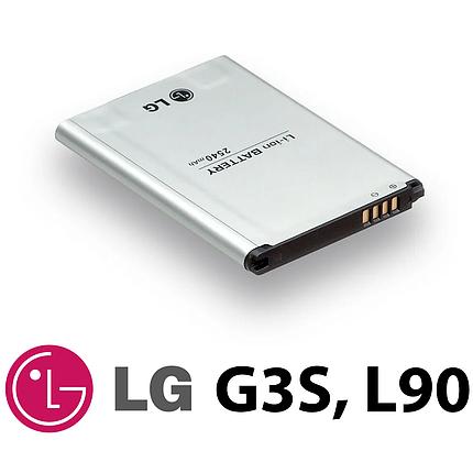 Акумулятор LG G3S/L90 (BL-54SH/BL-54SG), батарея лж ж3с л90, фото 2