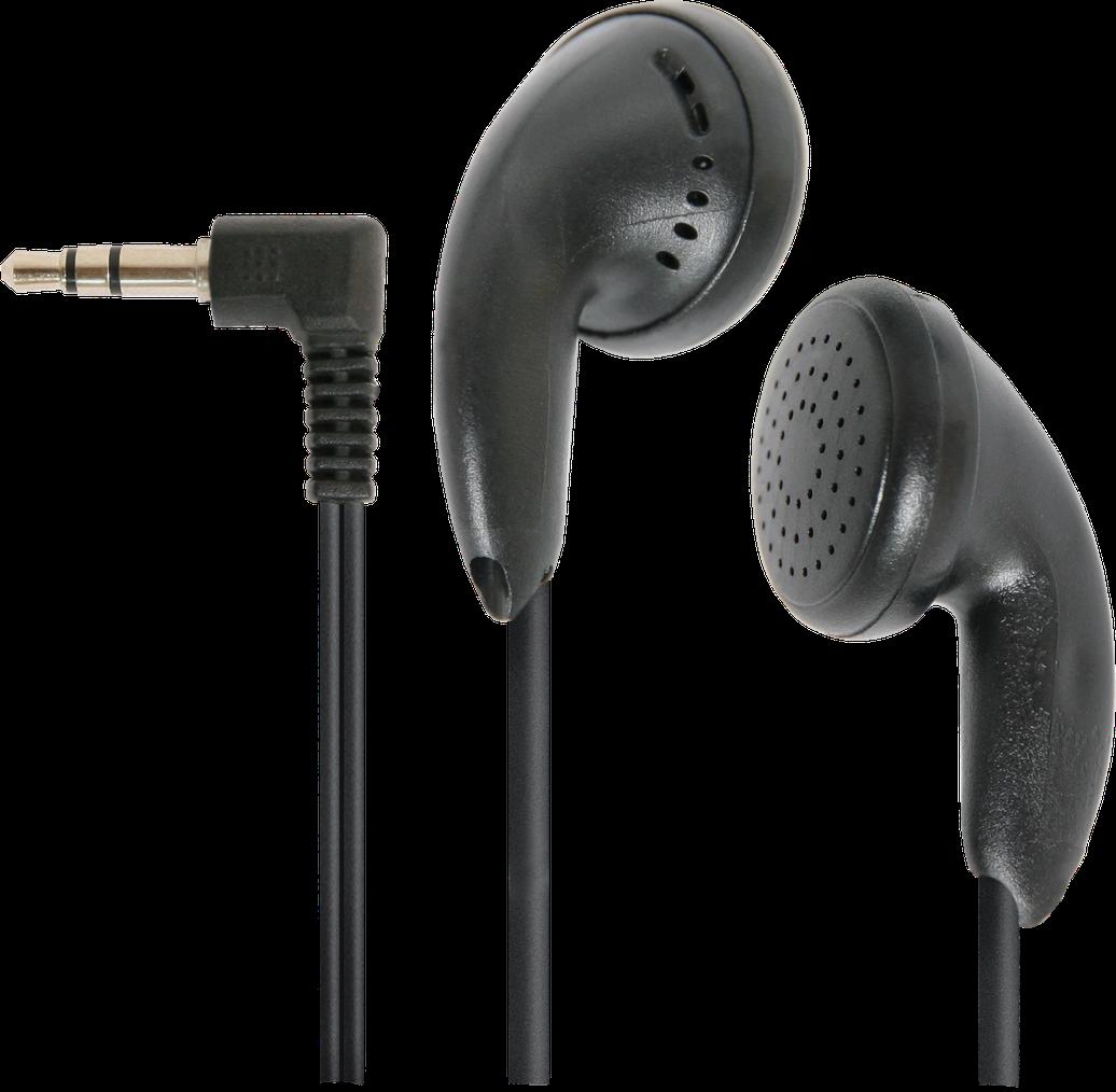 Навушники вкладиші Defender 1 Basic 633 чорний