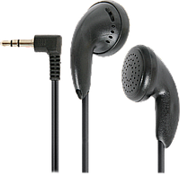 Навушники вкладиші Defender 1 Basic 633 чорний, фото 1