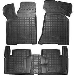 Авто килимки в салон ВАЗ Lada / Лада - Ваз 2110 / 2112 / 2113
