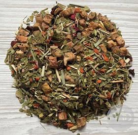Чай травяной Заряд бодрости травяная смесь 50 г