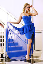 Платье со шлейфом | Синтия lzn, фото 3