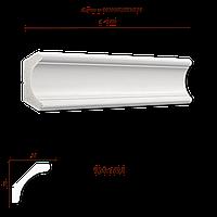 169А Карниз декоративный из дюрополимера