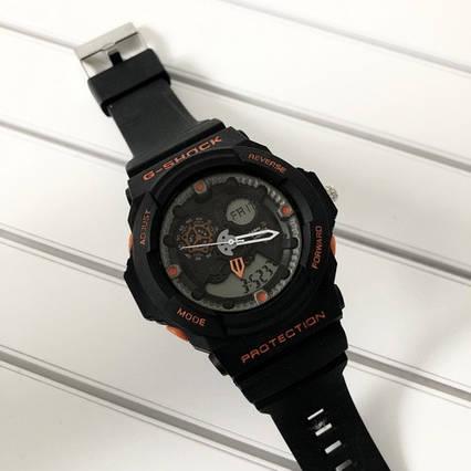 Casio G-Shock GA-300 Black-Orange