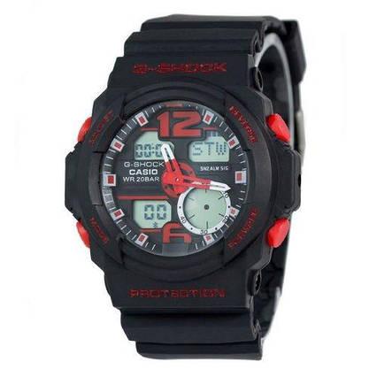 Casio G-Shock GA-150 Black/Red