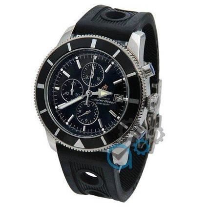 Breitling A23870 Chronographe Black-Silver