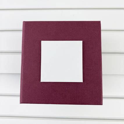 Коробочка без логотипу Bordo
