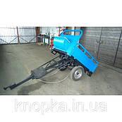 Причіп Кентавр ПМ-0,7 С (120×180 см, колеса 5.00-12)
