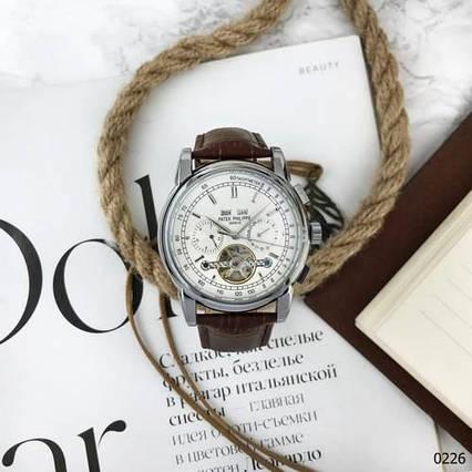 Patek Philippe Grand Complications Tourbillon Brown-Silver-White