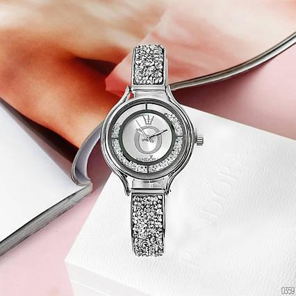 Pandora 7750 All Silver Diamonds