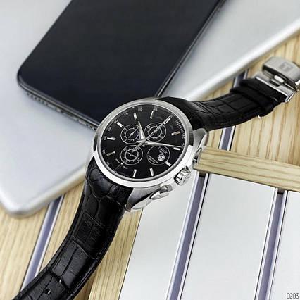Tissot LT60 Chronograph Black-Silver