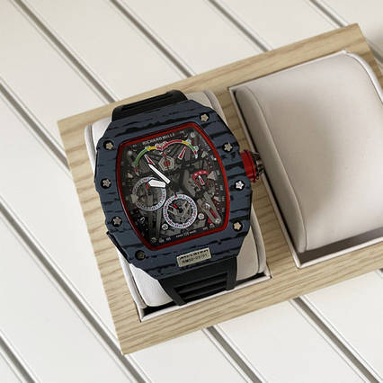 Richard Mille Automatic All Black