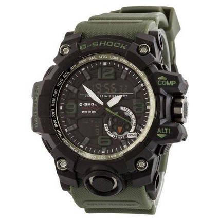Casio G-Shock GG-1000 Black-Militari Wristband