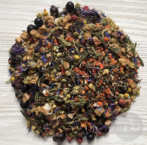 Чай трав'яний Поліський Луг трав'яна суміш 50 г