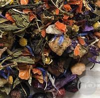 Чай трав'яний Поліський Луг трав'яна суміш 50 г, фото 3