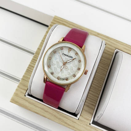 Laconee Fhulun F-3127 Pink-Cuprum-White