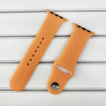 Ремінець Modfit 42 mm/44 mm All Orange