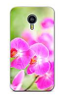 Чехол для Meizu MX4 (Орхидеи)