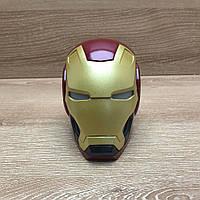 Портативная Bluetooth колонка Шлем железного человека Iron Man Stereo Bit Speakers