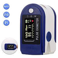 Пульсоксиметр бездротовий Pulse Oximeter / Пульсометр оксиметром на палець