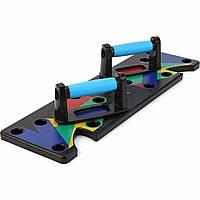 Доска для отжиманий Foldable Push Up Board 9 в 1