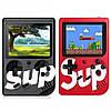 Портативная игровая приставка Retro FC Game Box Sup 400 in1 Красный, фото 5