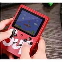 Портативная игровая приставка Retro FC Game Box Sup 400 in1 Красный, фото 3