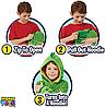 Детский плед с капюшоном и рукавами / толстовка Huggle Pets Hoodie Синий, фото 4