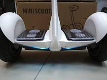 "Гироскутер Ninebot / Мини сигвей Segway Mini 11"" Белый, фото 2"