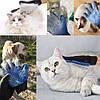 Перчатка для вычесывания шерсти True Touch / Щетка для домашних питомцев, фото 5