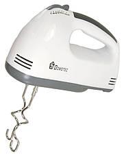 Миксер кухонный электрический ручной Domotec MS-1333 на 7 скоростей, фото 3