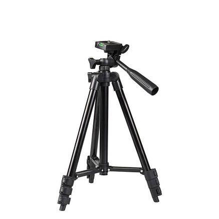 Штатив для камеры и телефона WT-3110A (35-102 см) 3120, фото 2