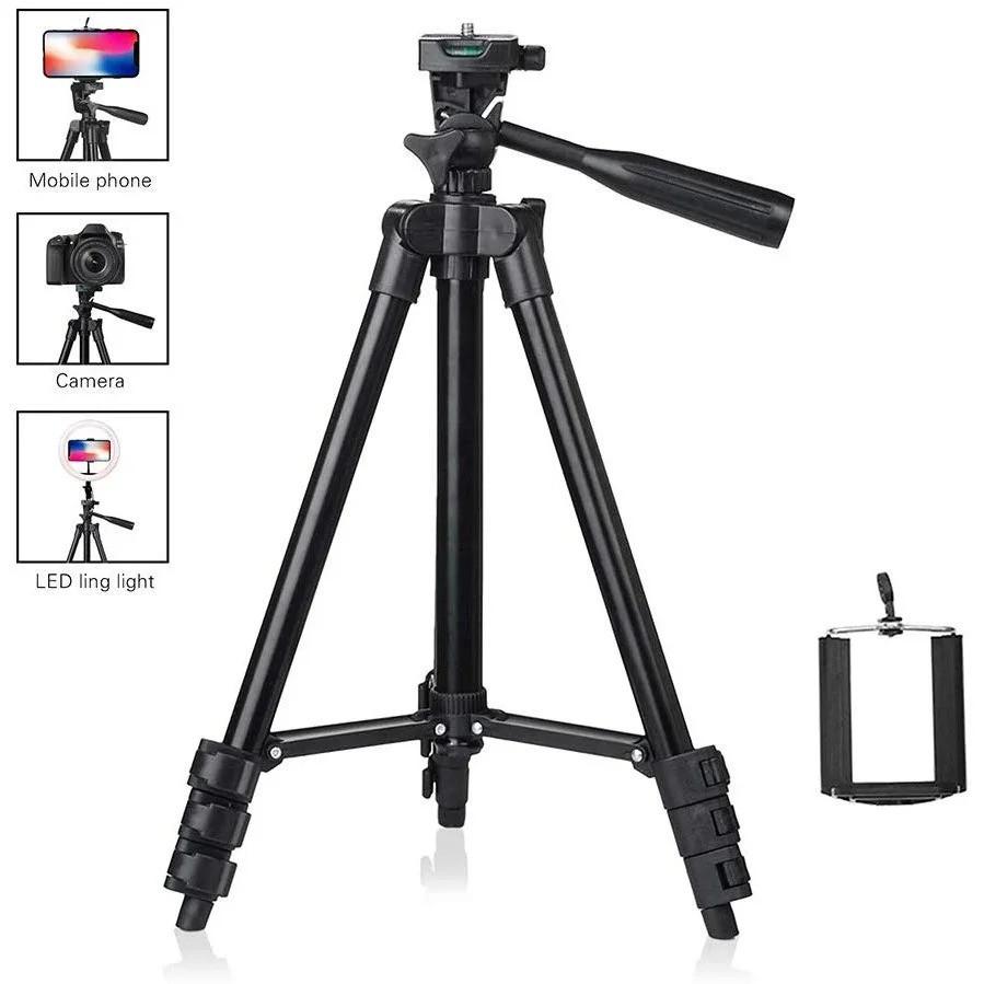 Штатив для камеры и телефона WT-3110A (35-102 см) 3120