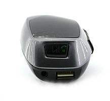 Автомобильный трансмиттер H20 + BT / Fm модулятор, фото 2
